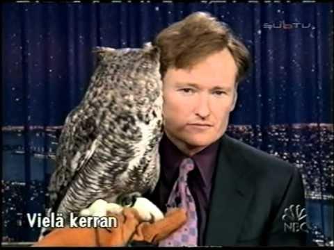 Jarod Miller on Conan - YouTube