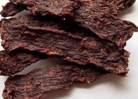 My Moms Deer Jerky Recipe | Just A Pinch Recipes