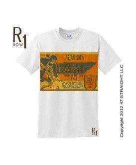 Tennessee Vols vintage tees. Alabama Crimson Tide vintage tees. ROW 1™