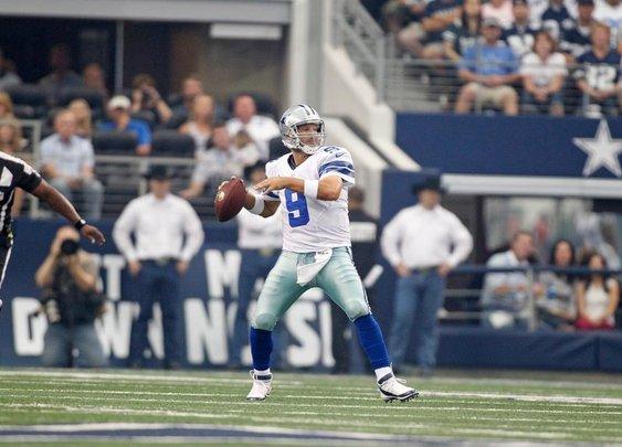Tony Romo, QB, Dallas Cowboys current starter