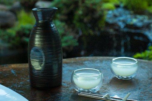 MAKE |   Kanpai! Brewing Sake