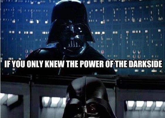 Darth Vader's Pink Floyd Album