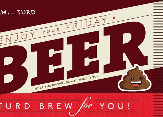 Turd Beer