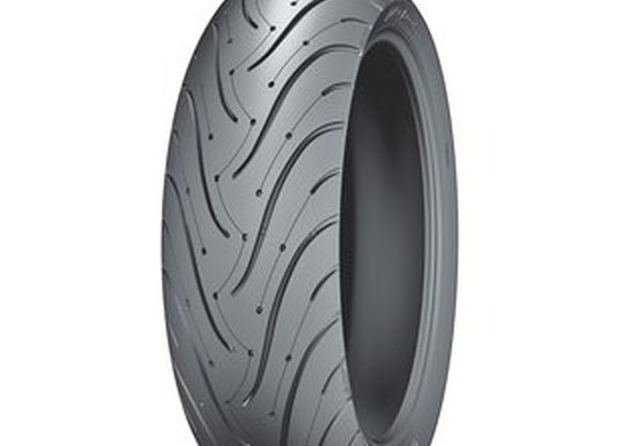 Michelin Pilot Road 3 Rear Tires