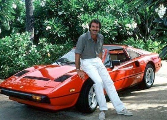 """Ferrari """"Magnum"""""""
