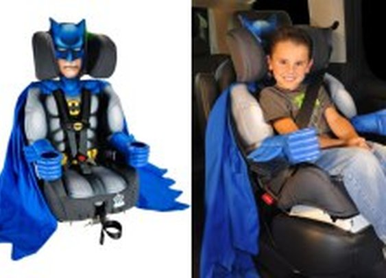 Finally, a $149 Batman Car Seat with Cup Holders and a Cape   TIME.com