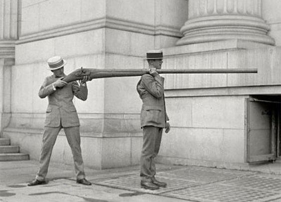 The Punt Gun