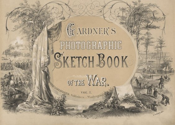 Gardner's Photographic Sketch Book of the War for iPad on the iTunes App Store