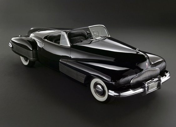 1938 Buick Y Job