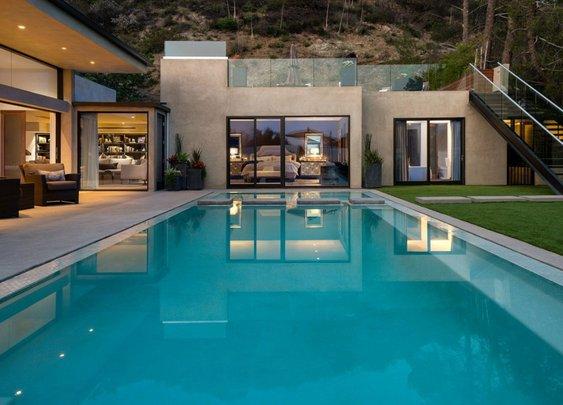 Beverly Hills Modern Home