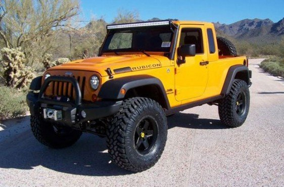 Making the Grade - JK8 Rubicon