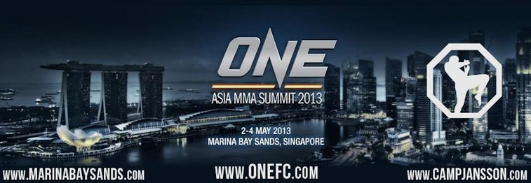 The World's GREATEST MMA Summit in Singapore hosted by ONE FC
