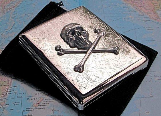 Gothic Cigarette Case