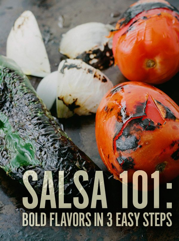 How To: Make the Perfect Homemade Salsa | Man Made DIY | Crafts for Men | Keywords: skillset, recipe, kitchen, food