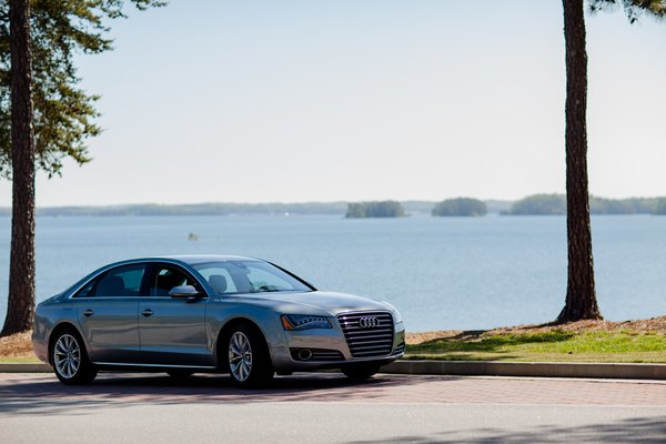 Here's why the 2013 Audi A8 L is a luxury winner for families.