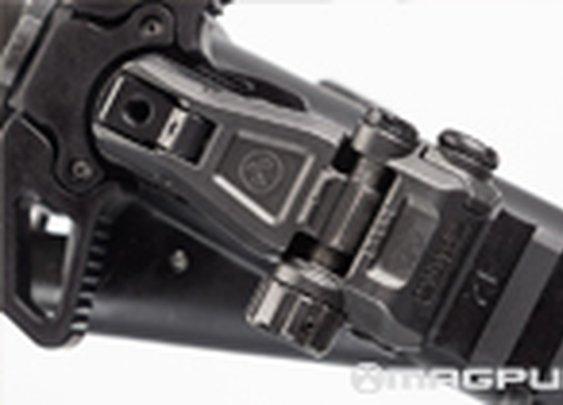 MBUS® RIFLE SIGHTS - MBUS Pro - Magpul Back-Up Sight – Rear