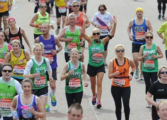 Running shows the mind who's boss | Clare Allan | Society | The Guardian