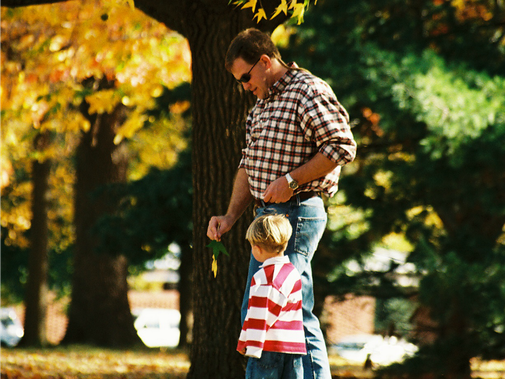 Are You A Father With A Young Son? Grab This Free eBook! | Sharpologist