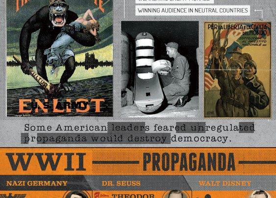 Propaganda [infographic]