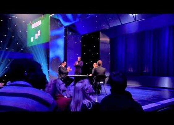 Penn & Teller: FOOL US Featuring Michael Vincent - YouTube