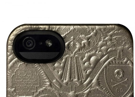 Fool's Gold and HEX iPhone 5 Cases
