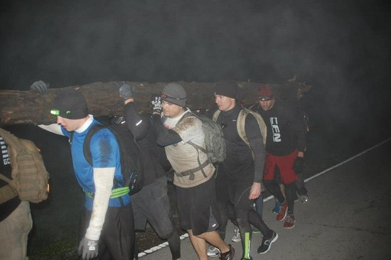 You may not have the sack - GoRuck Challenge