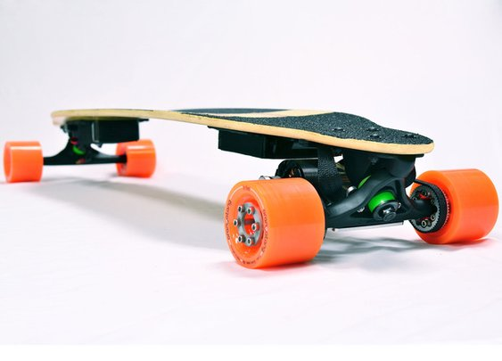 Boosted Boards - The World's Lightest Electric Vehicle by Boosted Boards — Kickstarter