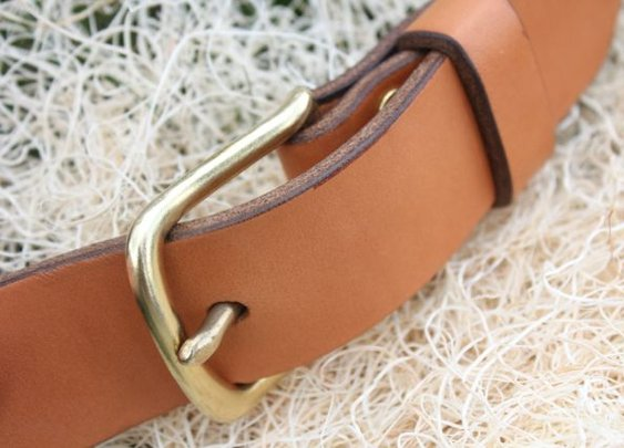 A Simple Leather Belt Co. Review – Custom Belt for $49