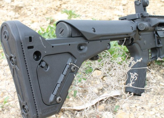 Gear Review: Magpul UBR Stock