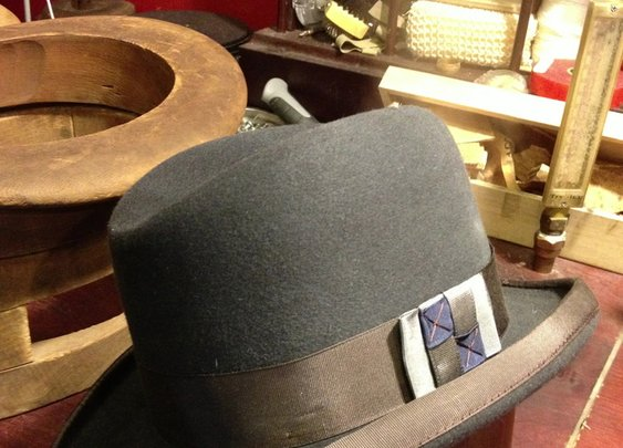 The Brass Rooster Hat Company A Mens American Made Hat Line