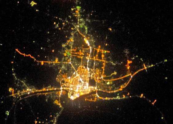 Cities and Neurons