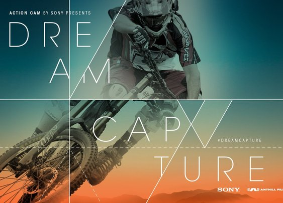 Action Cam : Dream Capture Ep.1 -Thomas Vanderham's Trail Crawl - YouTube