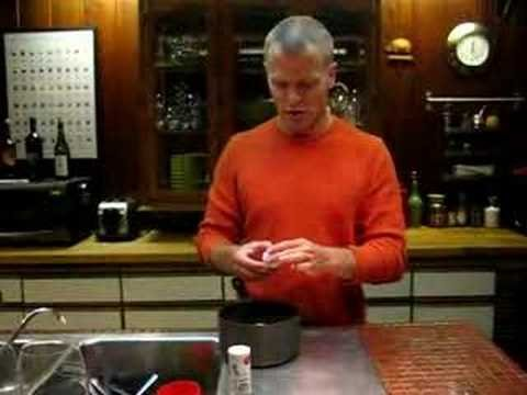 How to Peel Hard-boiled Eggs without Peeling - Tim Ferriss