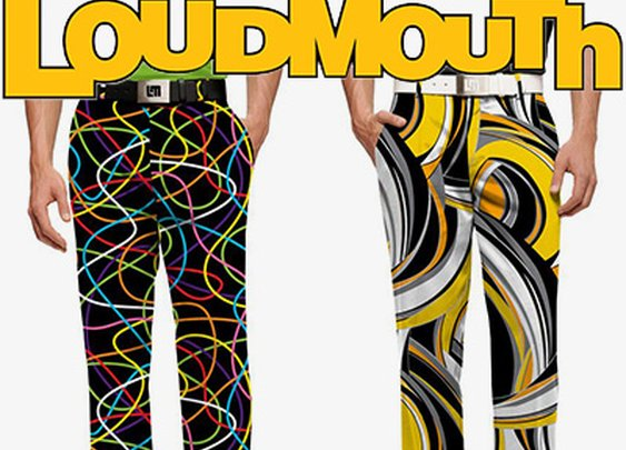 Win a $100 gift card to Loudmouth golf!