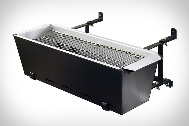 Balcony Grill | Uncrate