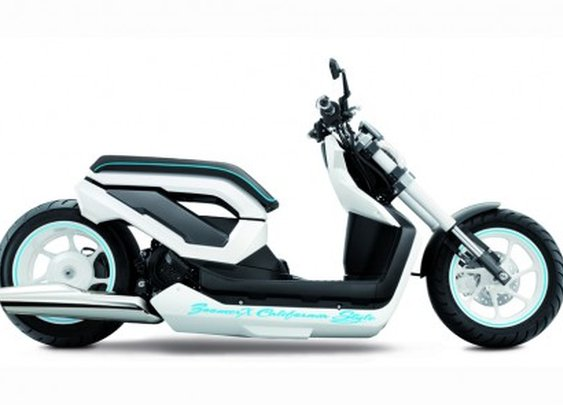 Honda's bonsai two-wheeled concepts: Scooterdom is about to be pimped