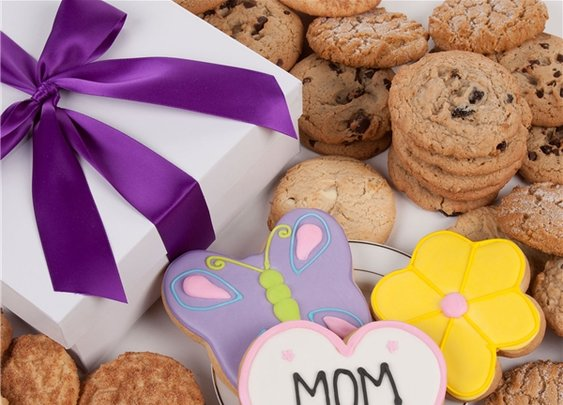 Cookies  - Just 4 Mom Signature Cookie Gift Box