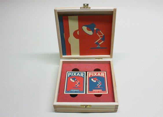 Pixar Playing Cards | That Should Be Mine