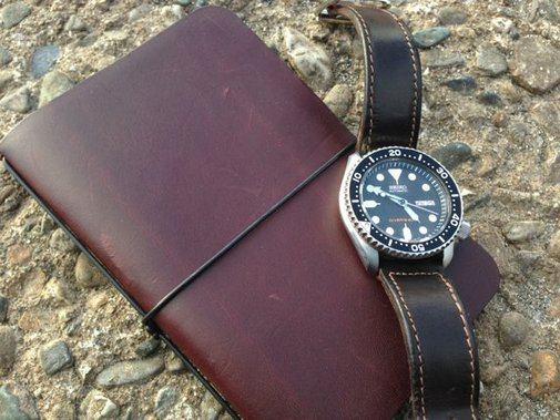 Davis Leatherworks Field Notes Cover – $17 to $25