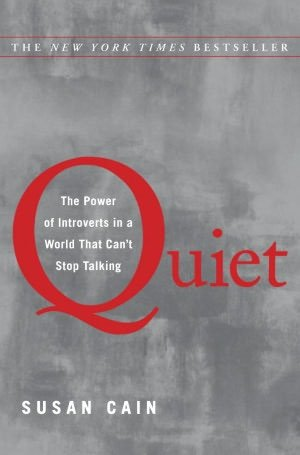 Review of Quiet: The Power of Introverts