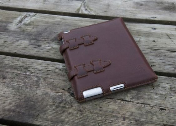 Saddleback Leather iPad Case Review