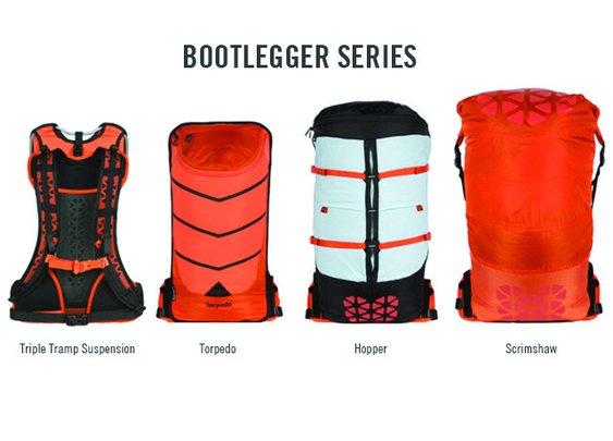 Bootlegger Modular Pack System by Boreas Gear, Inc. // Kickstarter