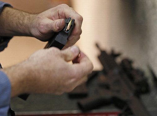 Gun Control nuts are seriously panicking. Are we that far from door-to-door searches?