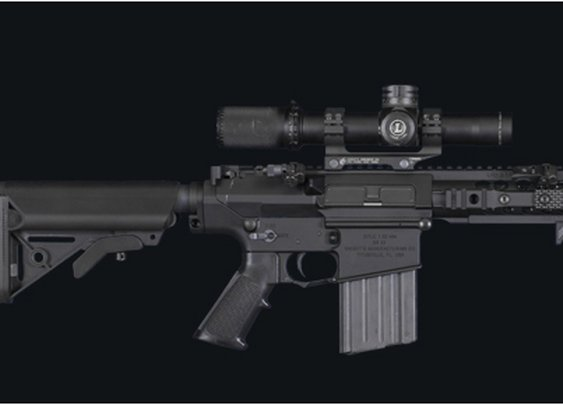 SR-25 ECC  | Knight's Armament