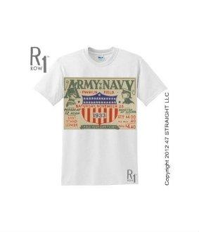 Army Vintage Tees. Navy Vintage Tees. Best Vintage Tees. ROW 1.™