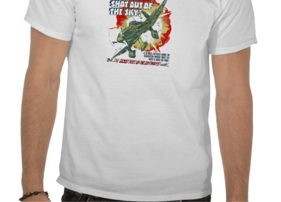 Warlord Comic Book Front Cover T-Shirt