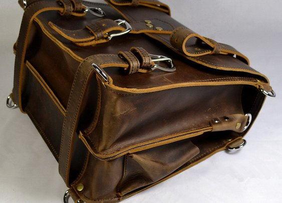 Mmmm… New Leather Products From Marlondo Leather
