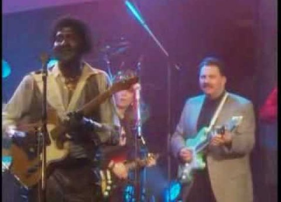 Albert Collins : Frosty - YouTube