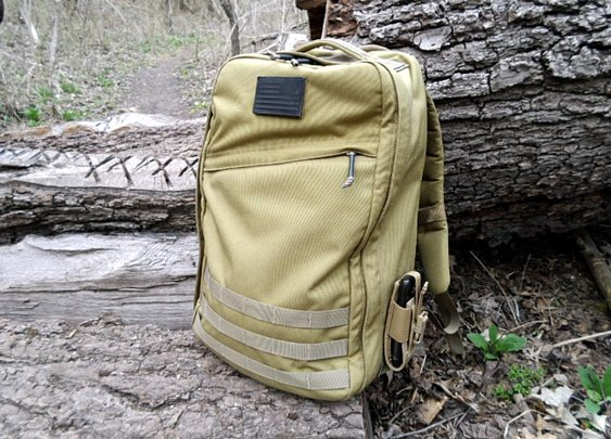 GoRuck GR1 Backpack Review | Loaded Pocketz