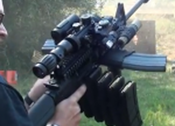 Did These Guys Build the Most Tricked Out AR-15 Ever?  - Guns & Ammo